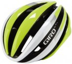 Giro Synthe Helmet white/highlight yellow S | 51-55cm 2018 Fahrradhelme, Gr. S |