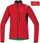 GORE BIKE WEAR Element WS AS Zip-Off Jacket Herren red/black S 2017 Bekleidung,