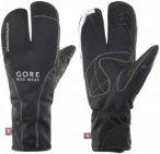 GORE BIKE WEAR Road WS Thermo Split Gloves black M 2016 Accessoires, Gr. M