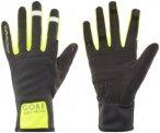 GORE BIKE WEAR Universal WS Mid Gloves black/neon yellow S 2017 Accessoires, Gr.
