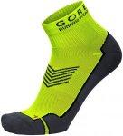 GORE RUNNING WEAR Essential Socks neon yellow 35-37 2017 Laufsocken, Gr. 35-37