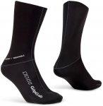 GripGrab Windproof Socken schwarz EU 42-43 2021 Socken, Gr. EU 42-43