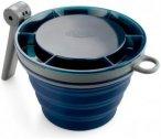 GSI Collapsible Fairshare Mug blue  2017 Becher, Tassen & Gläser