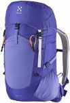 Haglöfs Vina 20 Backpack purple rush/violet storm S/M 2017 Freizeit- & Schulruc