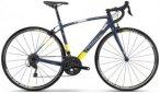 HAIBIKE Affair Race 7.0 blau/citron/silber S | 46cm 2018 Rennräder, Gr. S | 46c