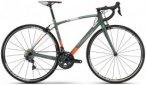HAIBIKE Affair Race 8.0 oliv/orange/silber M/L | 52cm 2018 Rennräder, Gr. M/L |