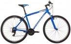 "HAIBIKE Big Curve 9.10 29"" blau/weiß/schwarz matt 40 cm (29"") 2016 Mountainbike"