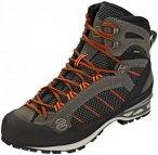 Hanwag Makra Combi GTX Shoes Men asphalt/orange UK 7,5 | 41,5 2018 Trekking- & W
