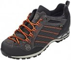 Hanwag Makra GTX Low-Cut Schuhe Herren asphalt/orange UK 12 | EU 47 2020 Trekkin