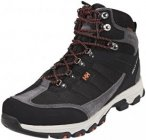 Helly Hansen Rapide Mid Mesh HT Shoes Men black / ebony / rusty fire US 10,5 | 4