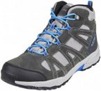 Hi-Tec Alto II Mid WP Shoes Men Charcoal/Cobalt 45 2017 Trekking- & Wanderschuhe