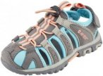 Hi-Tec Cove Sandals Kids Cool Grey/Curacao Blue/Papaya Punch 31 2017 Trekking- &