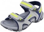 Hi-Tec GT Strap Sandals Kids Cool Grey/Majolica Blue/Limoncello 31 2017 Trekking