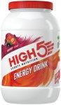 High5 Energy Drink Dose 2,2kg Berry  2019 Nahrungsergänzung