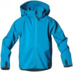 Isbjörn Wind & Rain Block Jacket Kids Ice 122/128 2018 Softshelljacken, Gr. 122