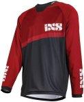 IXS Pivot 7.1 DH Longsleeve Jersey Men fluo red/black XL 2018 Fahrradtrikots, Gr