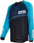 IXS Pivot 7.1 DH Longsleeve Jersey Men light blue/black M 2018 Fahrradtrikots, G