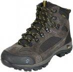 Jack Wolfskin All Terrain 8 Texapore Mid Shoes Herren phantom UK 10 | EU 44,5 20