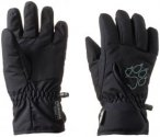 Jack Wolfskin Easy Entry Gloves Kids black 152 2017 Winterhandschuhe, Gr. 152