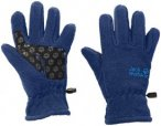 Jack Wolfskin Fleece Gloves Kids royal blue 140 2018 Fleece- & Strickhandschuhe,