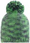 Jack Wolfskin Kaleidoscope Knit Cap Kids evergreen S 2017 Wintersport Mützen, G