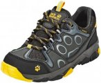 Jack Wolfskin MTN Attack 2 Texapore Hiking Shoes Low Cut Kinder burly yellow EU