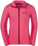 Jack Wolfskin Shoreline Jacket Kids hot pink 152 2018 Freizeitjacken, Gr. 152