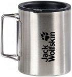 Jack Wolfskin Thermo Mug 250ml silver  2018 Becher, Tassen & Gläser