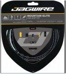Jagwire Mountain Elite Link Schaltzugset schwarz  2019 Schaltzüge & -hüllen