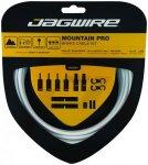 Jagwire Mountain Pro Bremszugset weiß  2018 Bremszüge & -hüllen