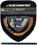 Jagwire Road Elite Link Bremszugset schwarz  2018 Bremszüge & -hüllen