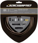 Jagwire Road Elite Schaltzugset sealed kit mattschwarz  2018 Schaltzüge & -hül