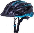 Kali Alchemy Helm matt schwarz/blau 54-58cm 2020 Fahrradhelme, Gr. 54-58cm