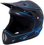 Kali Alpine Helm Herren matt schwarz/blau 59-60cm 2020 Fahrradhelme, Gr. 59-60cm
