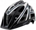 Kali Avana Super Enduro Helm grau/weiß 58-62 cm 2013 Fahrradhelme, Gr. 58-62 cm