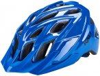 Kali Chakra Solo Helm matt blau 58-61cm 2021 Fahrradhelme, Gr. 58-61cm