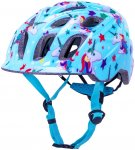 Kali Chakra Unicorn Helm Kinder blue 48-54cm 2021 Fahrradhelme, Gr. 48-54cm