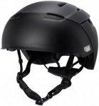 Kali City Helm matt schwarz 54-58cm 2020 Fahrradhelme, Gr. 54-58cm