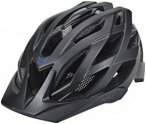 Kali Lunati Helmet black/gunmetal 54-58cm 2018 Fahrradhelme, Gr. 54-58cm