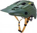 Kali Maya 2.0 Helm olive/yellow 60-64cm 2020 Fahrradhelme, Gr. 60-64cm