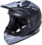 Kali Zoka Helm Herren black/grey 56-58cm 2020 Fahrradhelme, Gr. 56-58cm