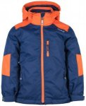 Kamik Chase 3in1 Down Jacket Kids Navy/Orange 104 2018 Regenjacken, Gr. 104
