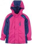 Kamik Seraphina Polar 3in1 Jacket Mädchen navy aop pink 152 2018 Regenjacken, G
