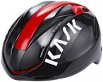 Kask Infinity Helm schwarz/rot L | 59-62cm 2018 Fahrradhelme, Gr. L | 59-62cm