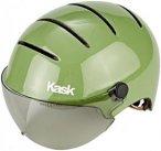 Kask Lifestyle Helm inkl. Visier grün M | 51-58cm 2018 Fahrradhelme, Gr. M | 51