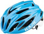 Kask Rapido Helm hellblau 59-62 cm 2018 Fahrradhelme, Gr. 59-62 cm
