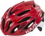 Kask Rapido Helm rot 52-58 cm 2018 Fahrradhelme, Gr. 52-58 cm
