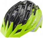 KED Dera Helmet Kids Green Black 49-55 cm 2017 Fahrradhelme, Gr. 49-55 cm