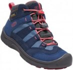 Keen Hikeport Mid WP Shoes Kinder dress blues/sugar coral EU 38 2018 Trekking- &