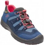 Keen Hikeport WP Shoes Youths Dress Blues/Sugar Coral 35 2017 Trekking- & Wander